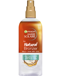Ambre Solaire Natural Bronzer Oil 150ml