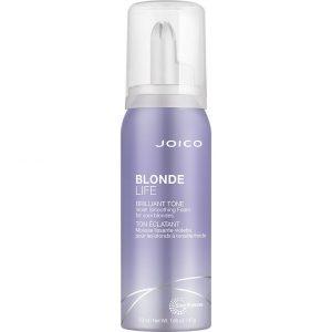 Blonde Life Brilliant Tone Violet Smoothing Foam, 50 ml Joico Muotoilutuotteet