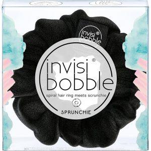 Sprunchie True Black, Invisibobble Hiuslenkit