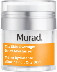 City Skin® Overnight Detox Moisturizer, 50ml