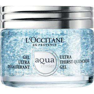 L'Occitane Aqua Réotier Ultra Thirst-Quenching Gel, L'Occitane 24h-voiteet