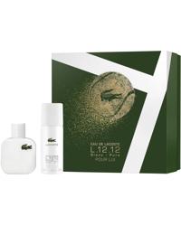 L.12.12 Blanc Set, EdT 50ml + Deospray 150ml