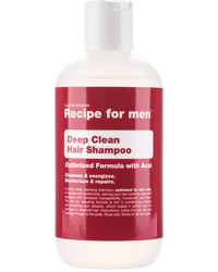 Recipe for Men Deep Cleansing Shampoo 250 ml