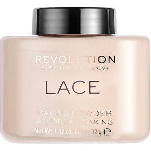 Lace Baking Powder, Makeup Revolution Puuteri