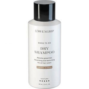 Löwengrip Good To Go Dry Shampoo Caramel & Cream, 100 ml Löwengrip Kuivashampoo