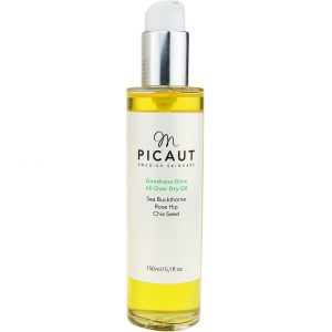 M Picaut Goodness Glow All Over Dry Oil, 150 ml M Picaut Swedish Skincare Öljyt
