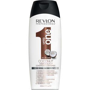 Uniq One All in One Conditioning Coconut Shampoo, 300 ml Uniq One Hoitoaine