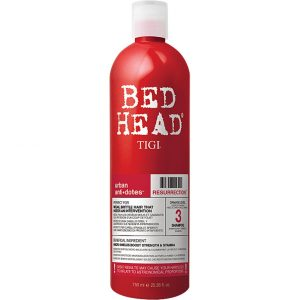 Urban Resurrection 3, 750 ml TIGI Bed Head Shampoo
