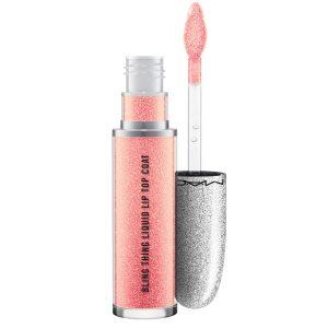 Bling Thing Liquid TopCoat Gilt-Ridden, MAC Cosmetics Huulikiilto