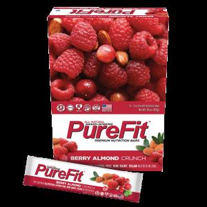 15 x PureFit Vegan Protein Bars