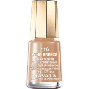 Mavala Nail Color Cream, 116 Wind Breeze, 5 ml Mavala Värilakat