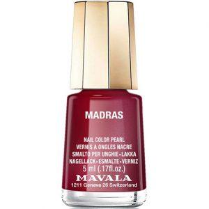 Nail Color Pearl, 259 Madras, 5 ml Mavala Värilakat