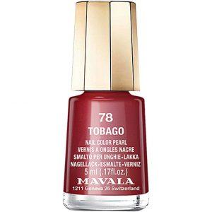 Mavala Nail Color Pearl, 78 Tobago, 5 ml Mavala Värilakat
