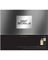David Beckham Classic Set, EdT 40ml + Deospray 150ml
