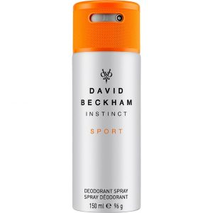 Instinct Sport Deospray, David Beckham Roll-on-deodorantit