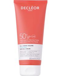 Aloe Vera Sun Gel-Cream SPF50, 200ml