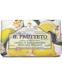 Il Frutteto Citron & Bergamot Soap 250g