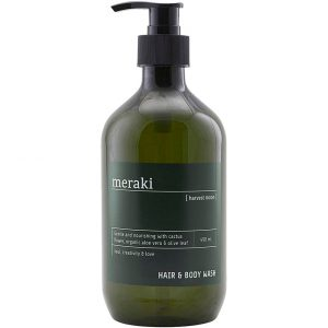 Harvest Moon Hair & Body Wash, 490 ml Meraki Kylpy & Suihku