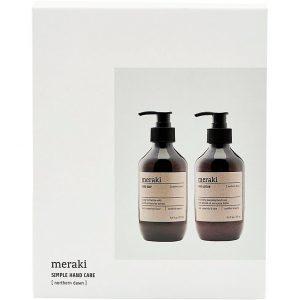 Northern Dawn Giftbox, 275 ml Meraki Kädet & Jalat