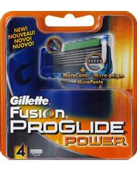 Fusion ProGlide Power 4-pack