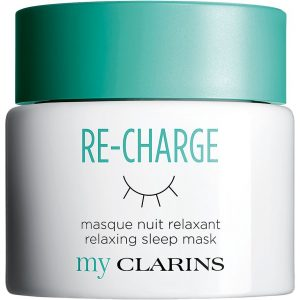 My Clarins Re-Charge Relaxing Sleep Mask, 50 ml My Clarins Kasvonaamiot