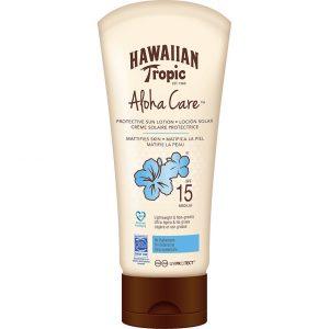 Hawaiian Aloha Care Lotion SPF 15, Hawaiian Tropic Kasvojen aurinkotuotteet
