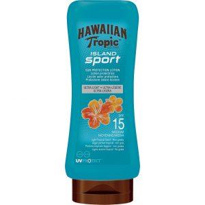 Hawaiian Island Sport Lotion SPF 15, Hawaiian Tropic Päivetys