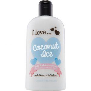 Coconut Ice, 500 ml I love… Kylpy & Suihku