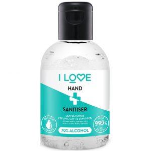 Hand Sanitiser, 100 ml I love… Kädet & Jalat