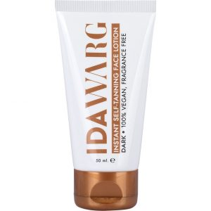 Instant Self Tanning Face Lotion, Ida Warg Itseruskettavat