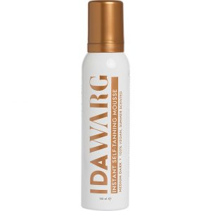 Instant Self-Tanning Mousse Medium Dark, Ida Warg Itseruskettavat