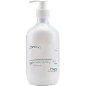 Pure Body Wash, 490 ml Meraki Vartalon kosteutus