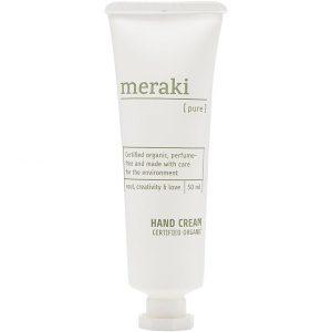 Pure Hand Cream, 50 ml Meraki Kädet & Jalat