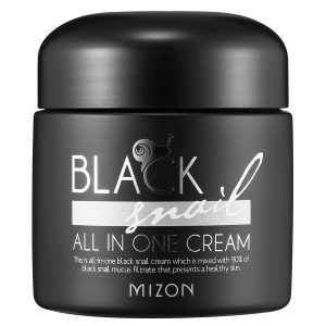 Black Snail All In One Cream, 75 ml Mizon K-Beauty