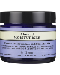 Almond Moisturiser, 50g