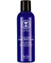 Invigorating Hair & Body Wash, 200ml