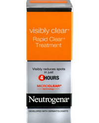 Visibly Clear Rapid Treatment Gel, 15ml