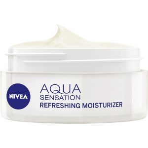 Aqua Sensation, 50 ml Nivea Päivävoiteet