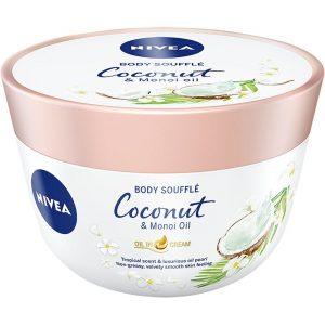 Body Summer Edition Coconut, 200 ml Nivea Vartalon kosteutus