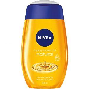 Caring Shower Oil, 200 ml Nivea Kylpy & Suihku
