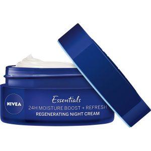 Daily Essentials Normal Skin, 50 ml Nivea Yövoiteet