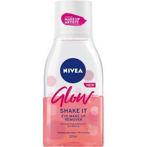 Glow Eye Make Up Remover, 125 ml Nivea Ihonpuhdistus