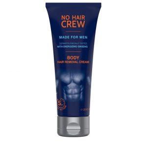 Body Hair Removal Cream, No Hair Crew Karvanpoisto