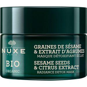Bio Organic Radiance Detox Mask, 50 ml Nuxe Kasvonaamiot