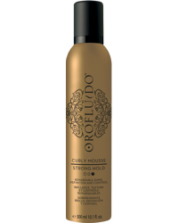 Curly Mousse Strong Hold 300ml