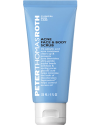 Acne Face & Body Scrub, 120ml