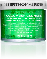 Cucumber Gel Mask 150g