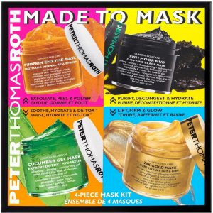 Made To Mask 4 piece kit, 200 ml Peter Thomas Roth Kasvonaamiot