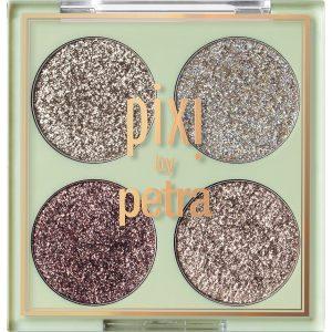 Pixi Glitter-y Eye Quad, 4 g Pixi Luomiväripaletit