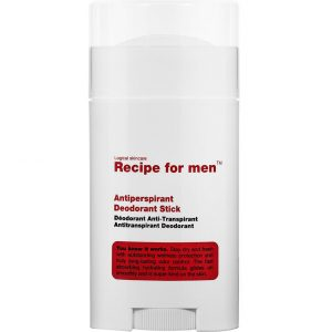 Antiperspirant Deodorant Stick, 50 ml Recipe for men Stikit & Voiteet
